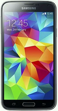 blue Samsung Galaxy android smartphone King George, 22485