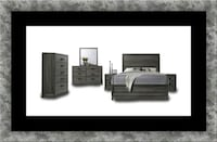 11pc Kate bedroom set with mattress Lanham, 20706