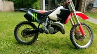 1997 HONDA CR125 DIRT BIKE 2 STROKE  NOT KAWASAKI SUZUKI KX YZ 250 R