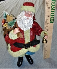 PRICE REDUCED!!! Clothique Possible Dreams Santa St Nick Christmas Gift Collectable.  Bally