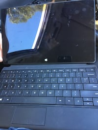 black tablet computer with keyboard San Jose, 95116