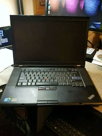 black and gray laptop computer Raleigh