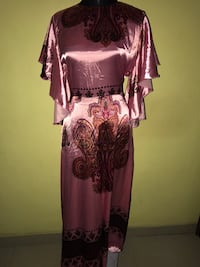 Women's pink and black dress Riverdale Park, 20737