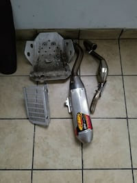 2016 CRF250L part out