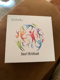 Zururu smart wristband  41 km
