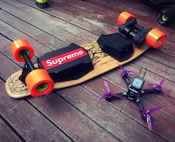 I can build you an electric longboard