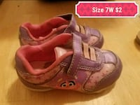 Little girls shoes size 7w Copperas Cove, 76522