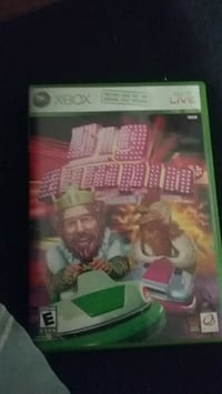 Xbox 360 Kinect Adventures game case New Haven, 06519