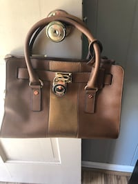 brown Michael Kors leather tote bag Oxford, 36203