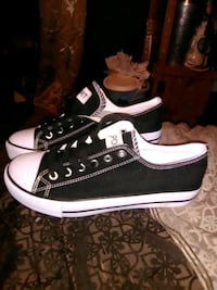 New womens size 11 converse like sneakers West Valley City, 84120