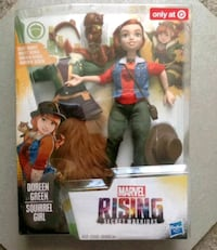 Target Exclusive Marvel Rising Secret Warriors SQU Palmdale, 93550