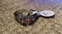Sterling silver ladies sz 7 ring new  Ponchatoula, 70454