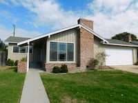 HOUSE For Rent 3BR 2BA Salinas, 93906