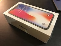 Apple iPhone X 256 GB nuovo originale MILANO