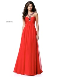 Sherri Hill Coral Dress Morristown, 37815