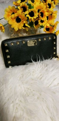 black and gold leather wallet Baldwin Park, 91706