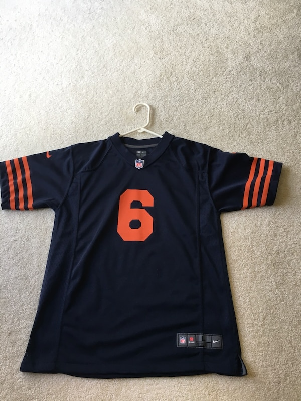 low priced b081e 775f8 Chicago Bears Jay Cutler Jersey