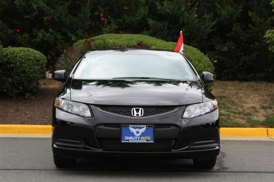Honda Civic Cpe 2013 2