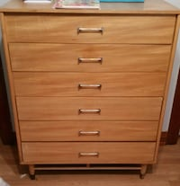 6 drawer dresser Norco