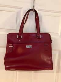Lauren Ralph Lauren Red Purse Good Condition Manassas, 20112