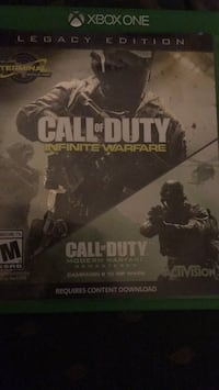 Legacy edition cod infinite warfare and modern warfare remastered 847 mi