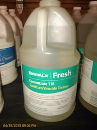 ENVIROX FRESH CONCENTRATE 118