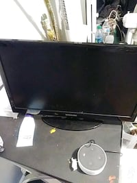 black flat screen computer monitor Woodbridge, 22193