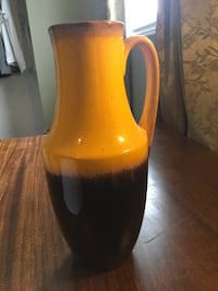 Vintage west Germany pitcher Hamilton, L8T 4N9