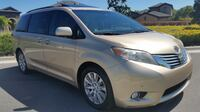 2011 TOYOTA SIENNA 3.5L ONE OWNER AND CLEAN TITLE Las Vegas, 89113