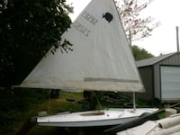 Sunfish. AMF.   14 ' Sail Boat. only needs you, wind, and water! Charlotte, 28214