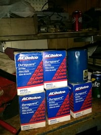 Ac delco duraguard oil filters West Monroe, 71292