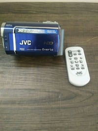 JVC hdd camcorder with remote Louisville, 40272