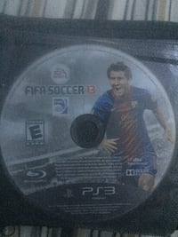 FIFA soccer 13 for ps3 777 km