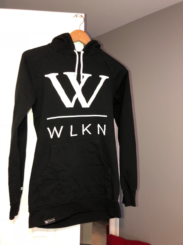 3cb072cc Used WLKN women's hoodie for sale in Peterborough - letgo