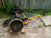 Heavy Duty Low Profile Tow Dolly.  Gainesville, 30504