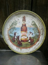 1959 Stegmaier beer tray