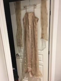 women's brown and white floral dress 792 km