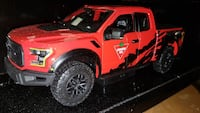 2017 F150 Raptor Die Cast Collectible Calgary, T2C 1B3