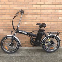 Electric bicycle  Washington, 20230