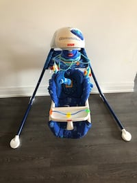 Fisher price baby swing Vaughan, L4L 0G7