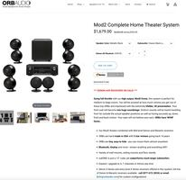 Orb Audio Complete System
