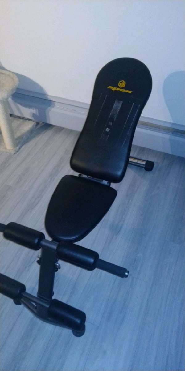 Workout Bench 4 Positions d32cb9d9-a25f-4304-be62-0bf5e2061978