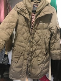 winter jackets female size S-M