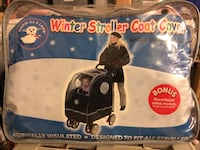 Winter Stroller Coat Cover Chico, 95973