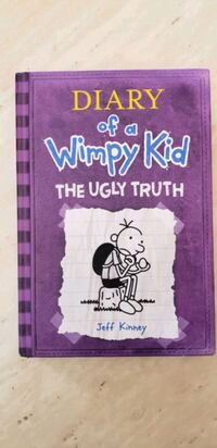 Diary of a wimpy kid, the ugly truth, #5