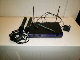 Vocopro Cordless microphone system