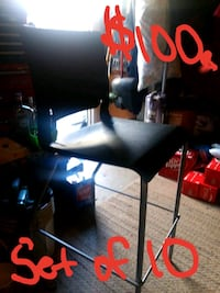 rio 30in stool like new condition Fresno, 93701