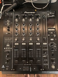 Pioneer djm 900 nexus dj mixer Los Angeles, 90024