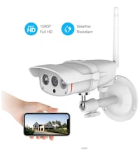 Wonbo outdoor wireless security camera