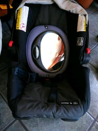 black and gray car seat carrier Las Cruces, 88001